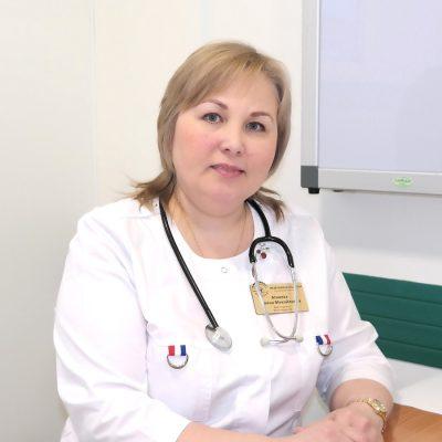 Атанева Ирина Михайловна Терапевт