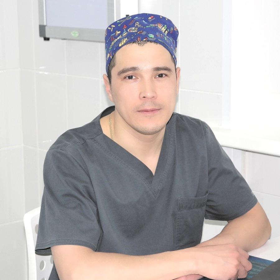 Гущин Павел Владимирович Хирург