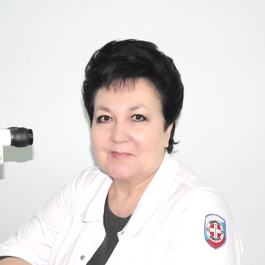 Кондрашова Ирина Михайловна Офтальмолог-ортокератолог
