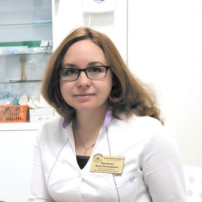 Макарова Инна Леонидовна Гинеколог-эндокринолог, детский гинеколог, УЗИ-специалист