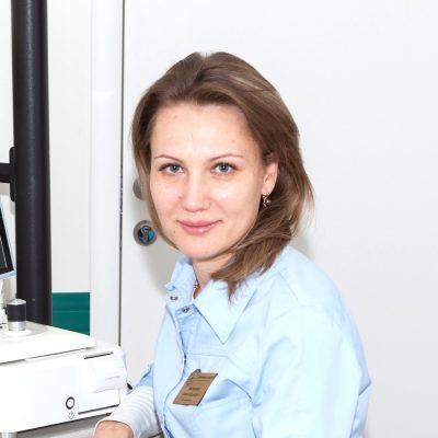 Малютина Олеся Юрьевна Офтальмолог