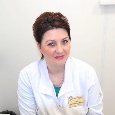 Паина Мария Александровна Терапевт