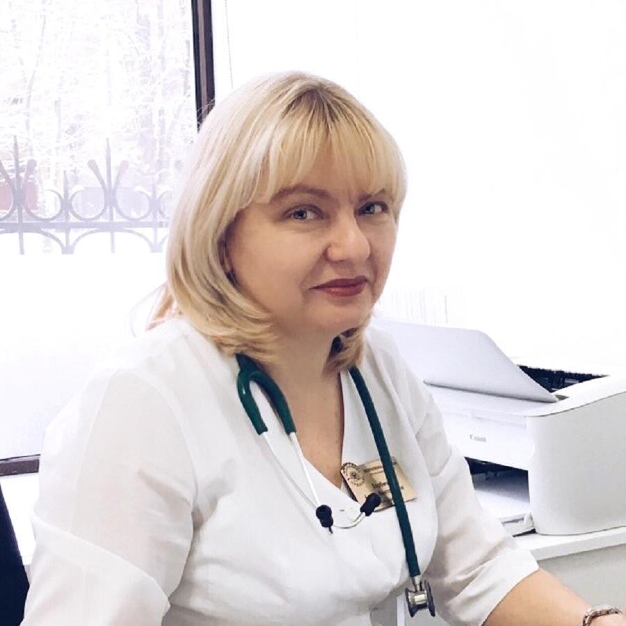 Злобич Елена Викторовна Педиатр