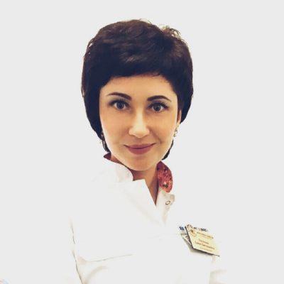 Логунова Елена Витальевна Отоларинголог Кандидат медицинских наук