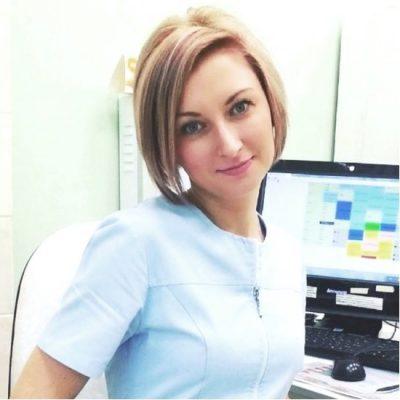 Надякина Наталья Николаевна–детский невролог