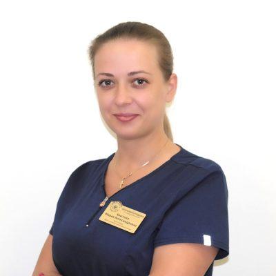 Хаустова Мария Александровна, хирург
