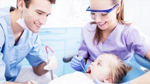 Прием детского врача-стоматолога