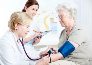 Прием терапевта и вызов врача на дом
