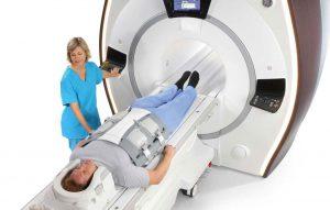 Перед МРТ позвоночника