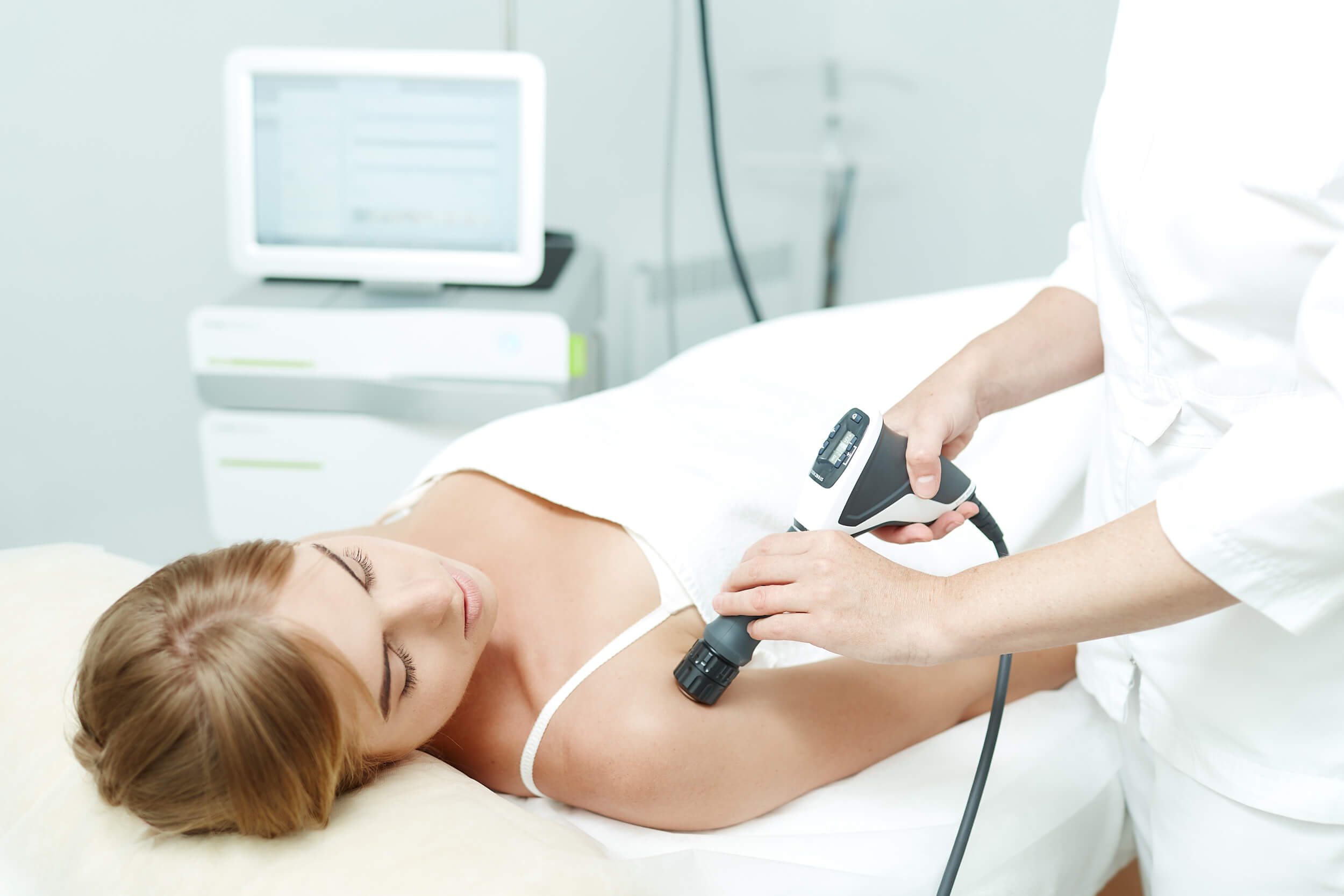 Ударно-волновая терапия в клинике Жемчужина Подолья
