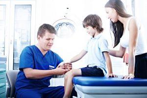 платный детский травматолог в Подольске