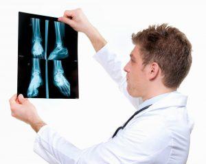 Сделать рентген при травме в Подольске недорого