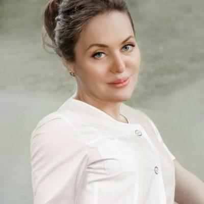 Никитина Екатерина Юрьевна