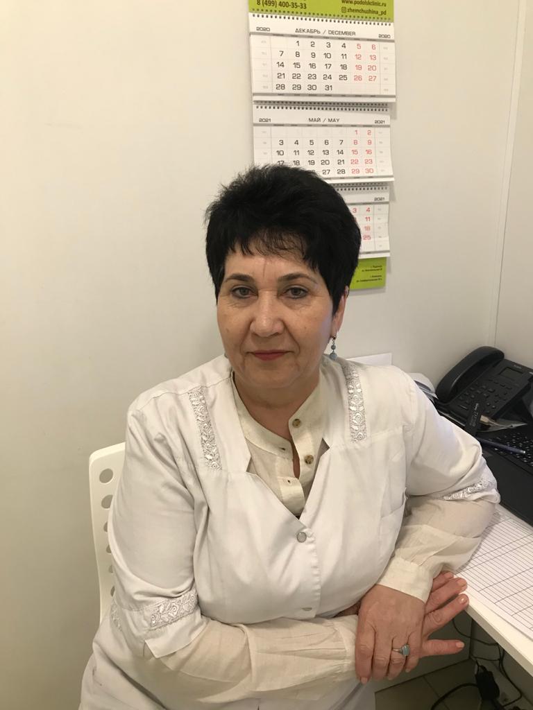 Фёдорова Людмила Григорьевна