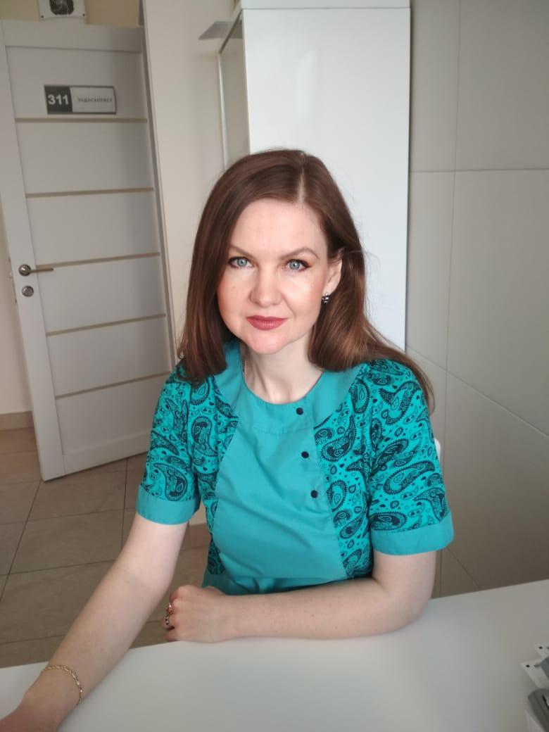 Щербакова Нина Александровна
