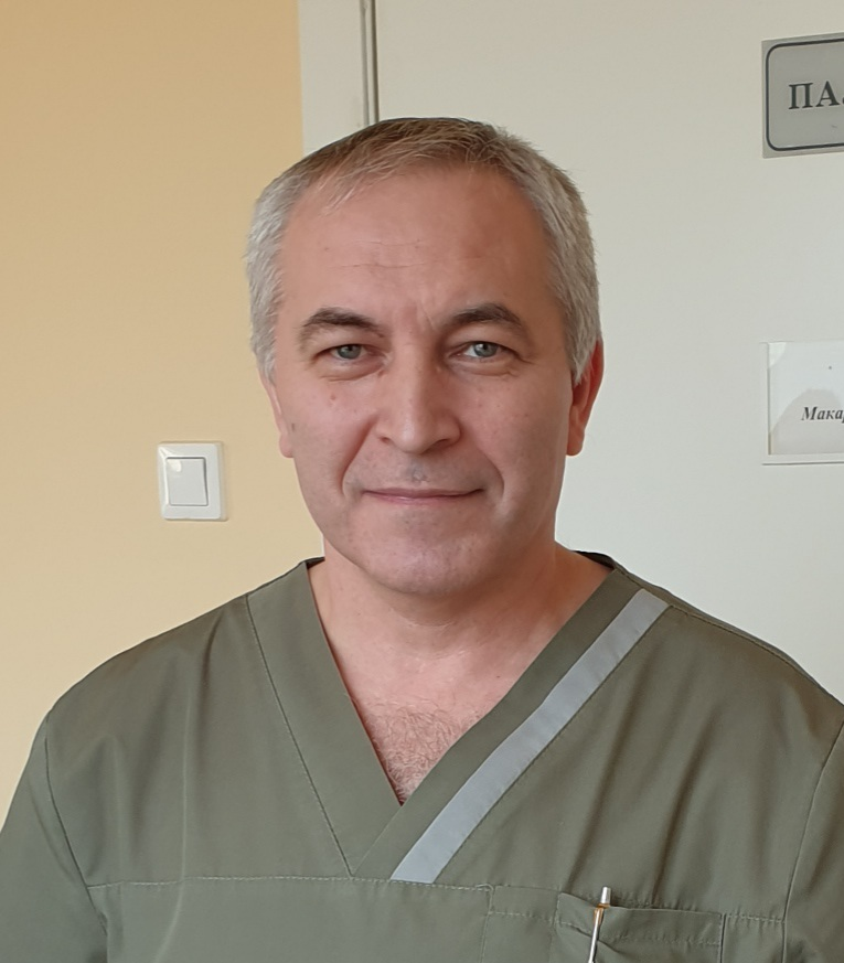 Макаров Андрей Вениаминович