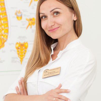 Шаповалова Марина Анатольевна