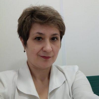 Чирина Наира Романовна