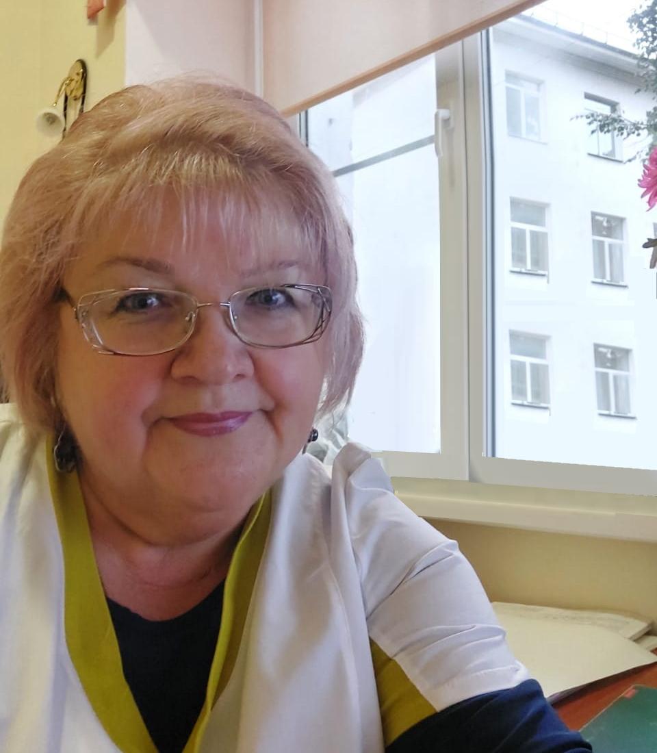 Штоль Елена Григорьевна